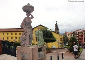 Paseo por las calles de Portugalete
