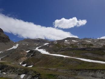 Pista esqui Iseran