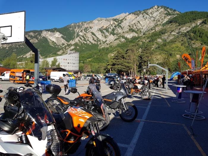 Rally KTM Bardonecchia