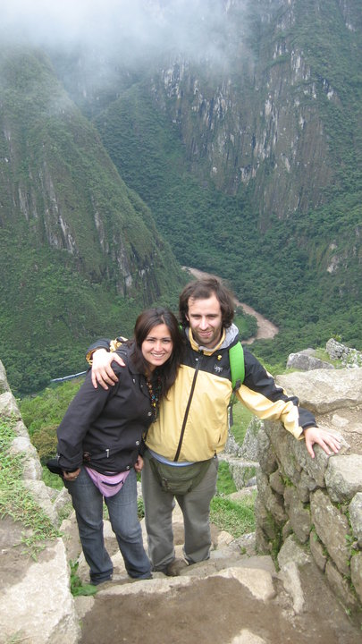 Primer pais juntos Perú, Cuzo, 2010