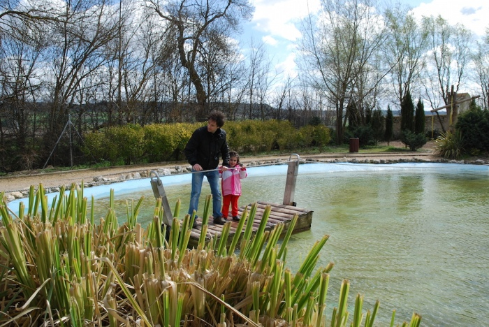 Cruzando el lago.JPG