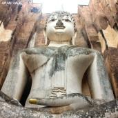 Buda del templo Wat Sri Chum