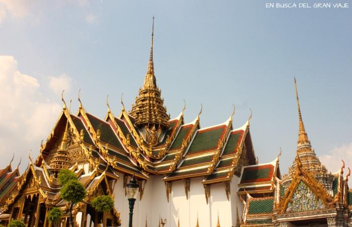 Gran Palacio de Bangkok