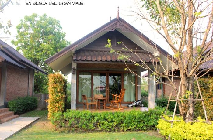 Casita en Sukhothai en