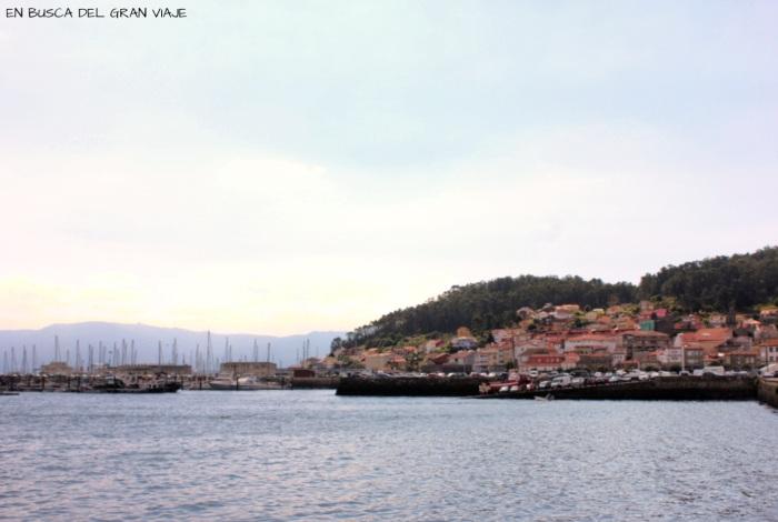 El puerto de Muros