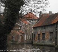 casas desde el agua